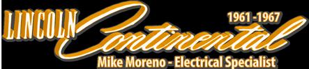 Lincoln Continentals | John Cashman Electrical Specialist Logo